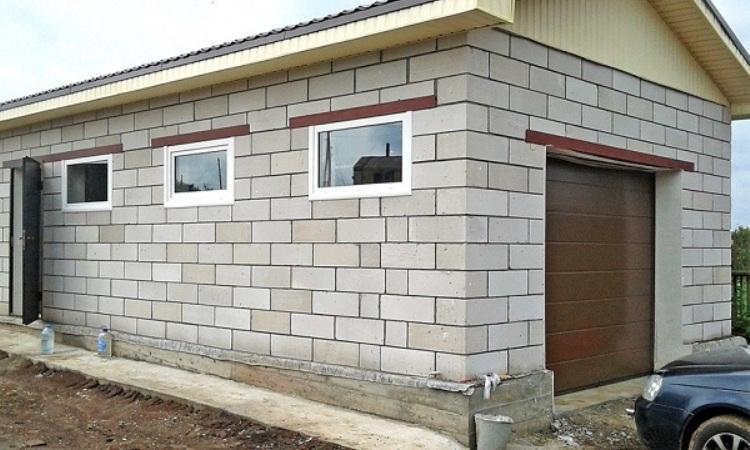 Построить своими руками дом из пеноблоков 6 на 8