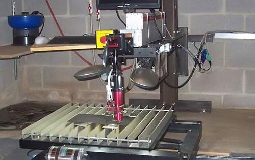 Лазера для резки металла своими руками