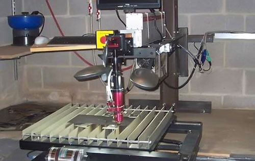 Лазер для металла своими руками фото